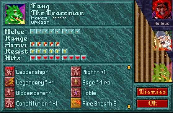 Fang the Draconian (Cheat)